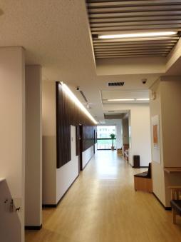 病院待合室2