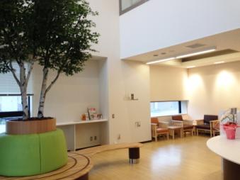 病院待合室3