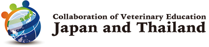 Collaboration of Veterinary Education Japan and Thailand